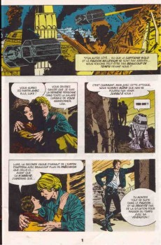 Extrait de Star Wars (Comics Collector) -30- Numéro 30