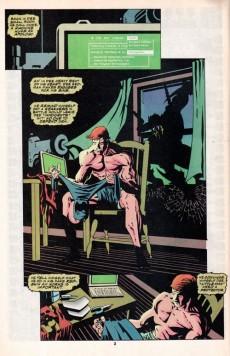 Extrait de Daredevil Vol. 1 (Marvel - 1964) -321- Transgression