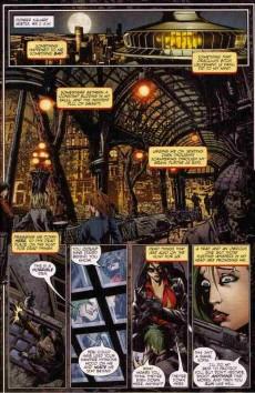 Extrait de Vampirella (2010) -4- Crown of worms part 4