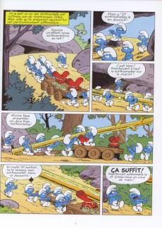 Extrait de Les schtroumpfs -29- Les schtroumpfs et l'arbre d'or