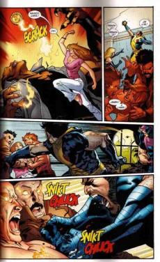 Extrait de Marvel Icons (Marvel France - 2011) -3- Sans issue
