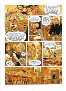 Extrait de James Healer -INT- Magnum James Healer tomes 1 à 3
