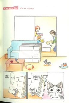 Extrait de Chi - Une vie de chat (format manga) -4- Tome 4
