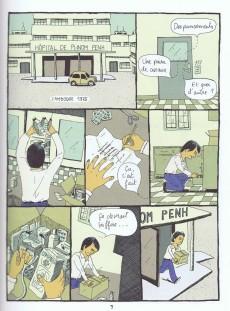 Extrait de L'année du lièvre -1- Au revoir Phnom Penh