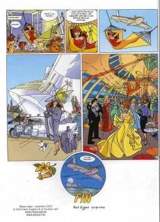 Extrait de Franka (BD Must) -11- Le Vol de l'Atlantis