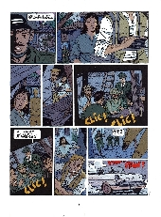 Extrait de Alex Nora -1- Opération Bolivar