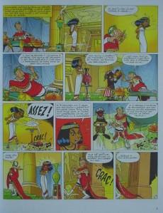 Extrait de Astérix (Hachette) -6d11- Astérix et Cléopâtre