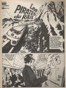 Extrait de Rin Tin Tin & Rusty (2e série) -37- Les pirates du rail