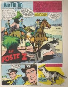 Extrait de Rin Tin Tin & Rusty (2e série) -134/135- Le poste Z