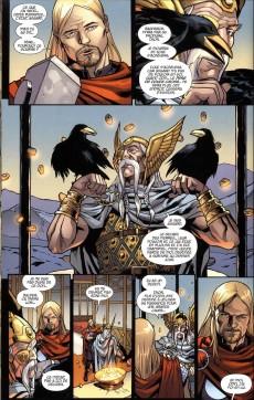 Extrait de Ultimate Avengers (Hors-série) -1- Thor