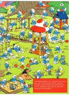 Extrait de Les schtroumpfs (Jeux) -31- Cherche et trouve les Schtroumpfs