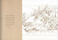 Extrait de Mezek -CC- Naissance d'une bande dessinée