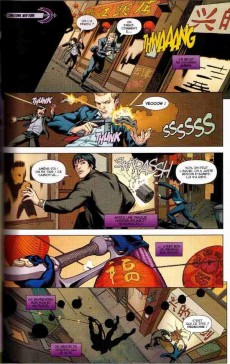 Extrait de Marvel Heroes Extra (Marvel France - 2010) -6- Fantômes