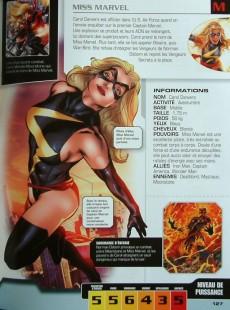 Extrait de (DOC) Marvel Comics - Avengers - Le Guide complet des personnages