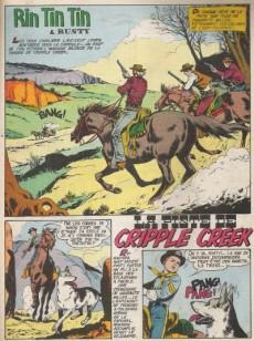 Extrait de Rin Tin Tin & Rusty (2e série) -15- La piste de cripple creek