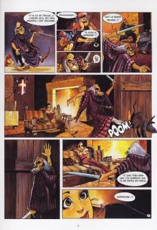 Extrait de Robin Hood (Brrémaud/Loche) -1- Merriadek