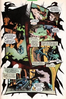 Extrait de Daredevil Vol. 1 (Marvel - 1964) -324- Descent