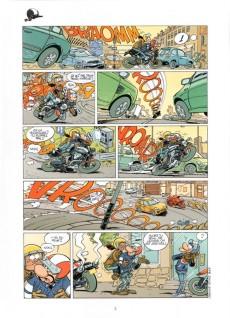 Extrait de Les fondus de moto -3- Les fondus de moto 3