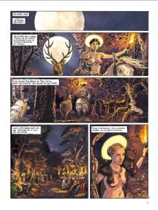 Extrait de Jeanne d'Arc (Mangin/Puchol) -1- L'épée