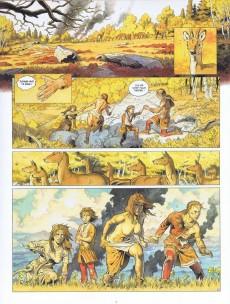 Extrait de Reconquêtes -1- La Horde des vivants