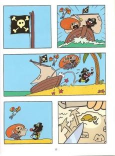 Extrait de Petit Poilu -9- Le trésor de Coconut