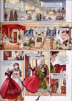Extrait de Princesse Sara -3- Mystérieuses héritières