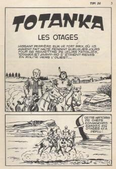 Extrait de Tipi -36- Les otages