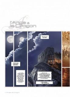 Extrait de L'ange et le dragon -2- Livre 2 - Et la vie ne sera que vénéfice