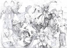 Extrait de (AUT) Coipel - 99% sketchbook 2010