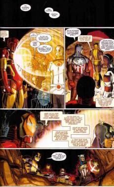 Extrait de Marvel Heroes (Marvel France - 2011) -4- L'éducation par la peur