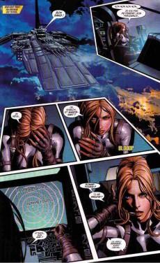 Extrait de Marvel Stars -4- Libre