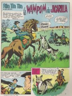 Extrait de Rin Tin Tin & Rusty (2e série) -158/159- Le Wampum du Jicarilla