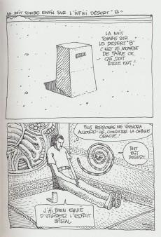 Extrait de Les carnets (Moebius) - Major