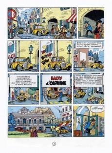 Extrait de Benoît Brisefer -6a1985- Lady d'Olphine