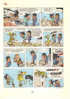 Extrait de Gaston -9a81- Le cas Lagaffe