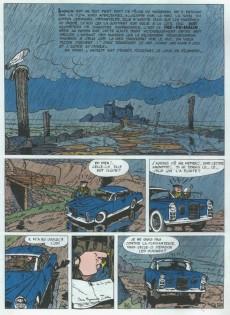 Extrait de Gil Jourdan -3b83- La voiture immergée