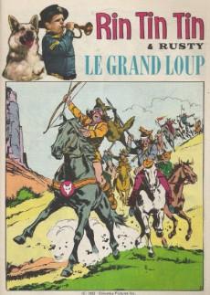 Extrait de Rin Tin Tin & Rusty (2e série) -149/150- Le grand loup