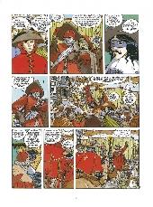 Extrait de Les 7 Vies de l'Épervier -7b92- La marque du Condor