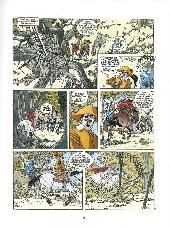 Extrait de Les 7 Vies de l'Épervier -4c1993- Hyronimus