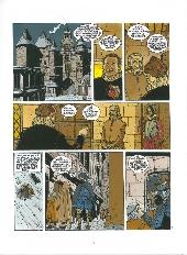 Extrait de Les 7 Vies de l'Épervier -3c1997- L'arbre de mai