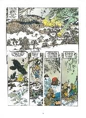 Extrait de Les 7 Vies de l'Épervier -1GF1992- La blanche morte
