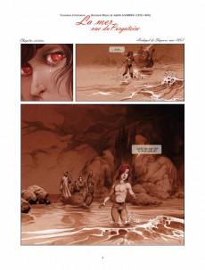 Extrait de Sambre -6- La mer vue du Purgatoire...