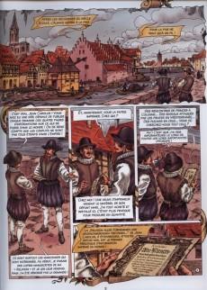 Extrait de L'alsace -7- De l'aigle aux lys (de 1605 à 1697)
