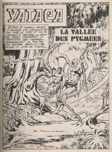 Extrait de Yataca (Fils-du-Soleil) -149- La vallée des pygmées