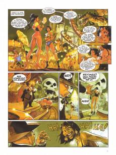 Extrait de Gipsy -6- Le rire Aztèque