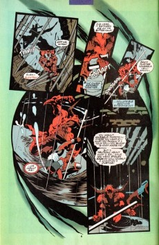 Extrait de Daredevil (1964) -325- Salvation for the damned!