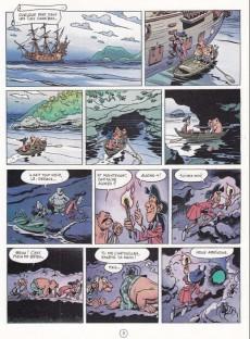 Extrait de Donito -4- L'île aux Pirates