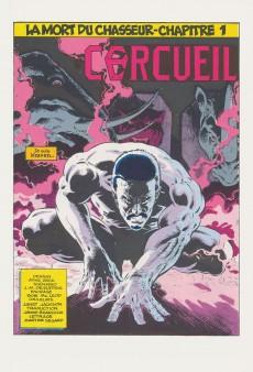 Extrait de Super Héros (Collection Comics USA) -5- Spider-Man : La mort du Chasseur 1/3 - Le bourreau et le cercueil