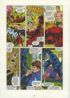 Extrait de Best of Marvel (The) (Collection) -2- Daredevil et les kidnappeurs