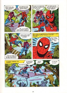 Extrait de Best of Marvel (The) (Collection) -8- Spider-Man
